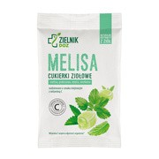 ZIELNIK DOZ Melisa, cukierki ziołowe, 60 g