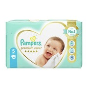 Pampers Premium Care 5 (11-16 kg), pieluszki jednorazowe, 44 szt.