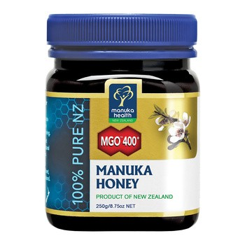 Miód Manuka MGO 400+, nektarowy, 250g