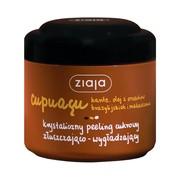 Ziaja Cupuacu, krystaliczny peeling cukrowy, złuszczająco-wygładzający, 200 ml