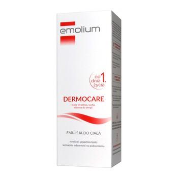 Emolium Dermocare, emulsja do ciała, 200 ml