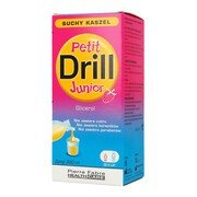 Petit Drill Junior, syrop, 200 ml