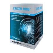 Crystal Mind, kapsułki, 120 szt.