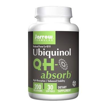 Ubiquinol QH-absorb, 200 mg, kapsułki, 30 szt.
