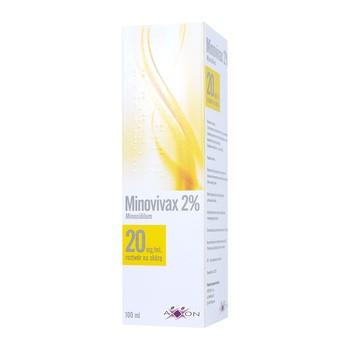 Minovivax 2%, 20 mg/ml, roztwór na skórę, 100 ml