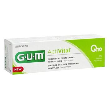 Gum ActiVital, pasta do zębów, 75 ml