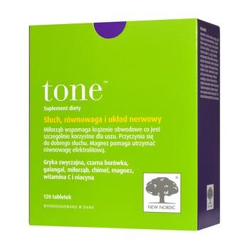 Tone, tabletki, 120 szt