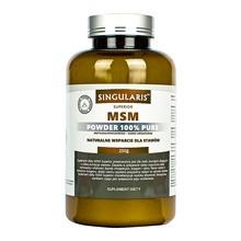 Singularis MSM Powder 100% Pure, proszek, 250 g