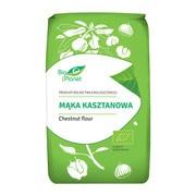 Bio Planet mąka kasztanowa, bio, 400 g