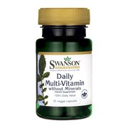 Swanson Daily Multi-Vitamin, kapsułki, 30 szt.