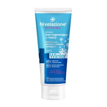Nivelazione Skin Therapy Winter, zimowy krem regenerujący do twarzy, SPF 15, 50 ml