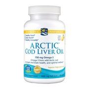 Arctic Cod Liver Oil, kapsułki, 90 szt.