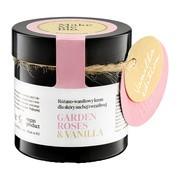 Make Me Bio Garden Roses & Vanilla, różano-waniliowy krem dla skóry suchej i wrażliwej, 60 ml