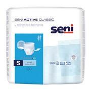 Seni Active Classic, majtki chłonne, small, 30 szt.