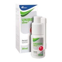 Uniben silver, aerozol do stosowania w jamie ustnej, 30 ml