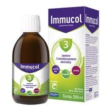 Immucol 3, syrop, 200 ml