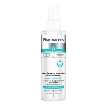 Pharmaceris A Puri-Sensilique, tonik-mgiełka nawilżająco-łagodzący, 200 ml