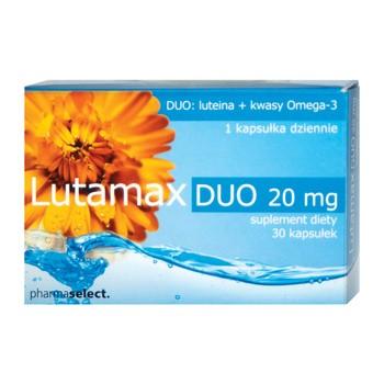 Lutamax Duo, 20 mg, kapsułki, 30 szt