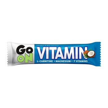 SANTE GO ON baton vitamin, kokosowy, 50 g