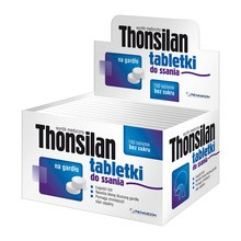Thonsilan, tabletki do ssania, 150 szt.
