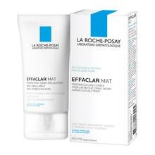 La Roche-Posay Effaclar Mat, seboregulujący krem przeciw błyszczeniu skóry, 40 ml