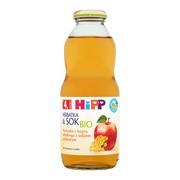 HiPP BIO, herbatka z kopru włoskiego z sokiem jabłkowym, po 4. miesiącu, 500 ml