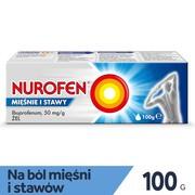 Nurofen Mięśnie i Stawy, 50 mg/g, żel, 100 g