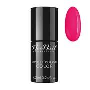 NeoNail kolekcja Sunmarine, lakier hybrydowy Keep Pink, 7,2 ml