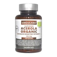 Singularis Acerola Organic 17% (250 mg), kapsułki, 120 szt.