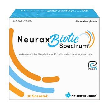 NeuraxBiotic Spectrum, proszek, saszetki, 30 szt.