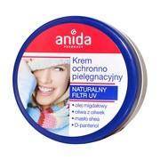 Anida, krem ochronno-pielęgnacyjny z naturalnym filtrem UV, 100 ml