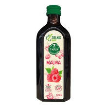 ZIELNIK DOZ Malina, sok, 500 ml