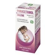 Paracetamol Galena, 120 mg/5 ml, syrop, 100 ml