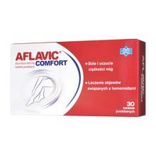 Aflavic, 600 mg, tabletki powlekane, 30 szt.
