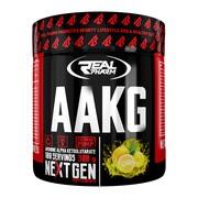 Real pharm AAKG, smak cytrynowy, proszek, 300 g