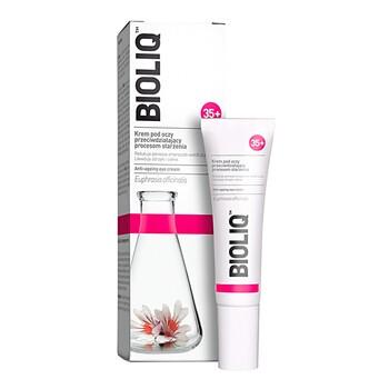 Bioliq 35+, krem pod oczy przeciwdziałający procesom starzenia, 15 ml