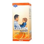 Calcium Polfarmex, syrop, o smaku pomarańczowym, 150 ml