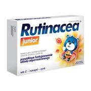 Rutinacea Junior, tabletki do ssania, 20 szt.
