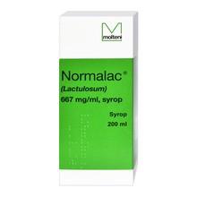 Normalac, 66,7 g/100 ml, syrop, 200 ml