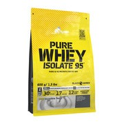 Olimp Pure Whey Isolate 95, proszek, smak czekoladowy, 600 g