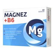 Magnez + B6, tabletki, 60 szt.