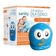 Inhalator dla dzieci Sanity, AP 2516, 1 szt.