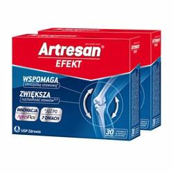 Zestaw 2x Artresan Efekt, kapsułki, 30 szt.