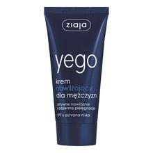 Ziaja Yego, krem nawilżający dla mężczyzn, 50 ml