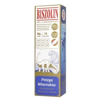 Biszolin, żel, balsam mineralny z biszofitem, 100 g
