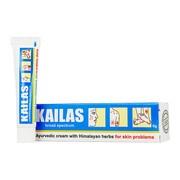 Kailas, ajurwedyjski krem z himalajskich ziół na skórne problemy, 8 g