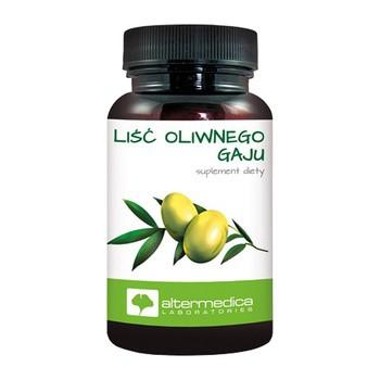 Liść Oliwnego Gaju, kapsułki, 60 szt. (Alter Medica)