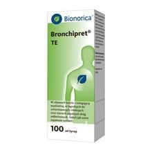 Bronchipret TE, 15 g + 1,5 g, syrop, 100 ml