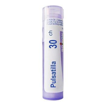 Boiron Pulsatilla, 30 CH, granulki, 4 g