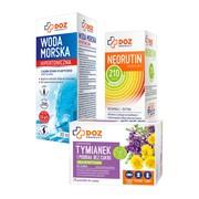 Zestaw: Wsparcie przy przeziębieniu